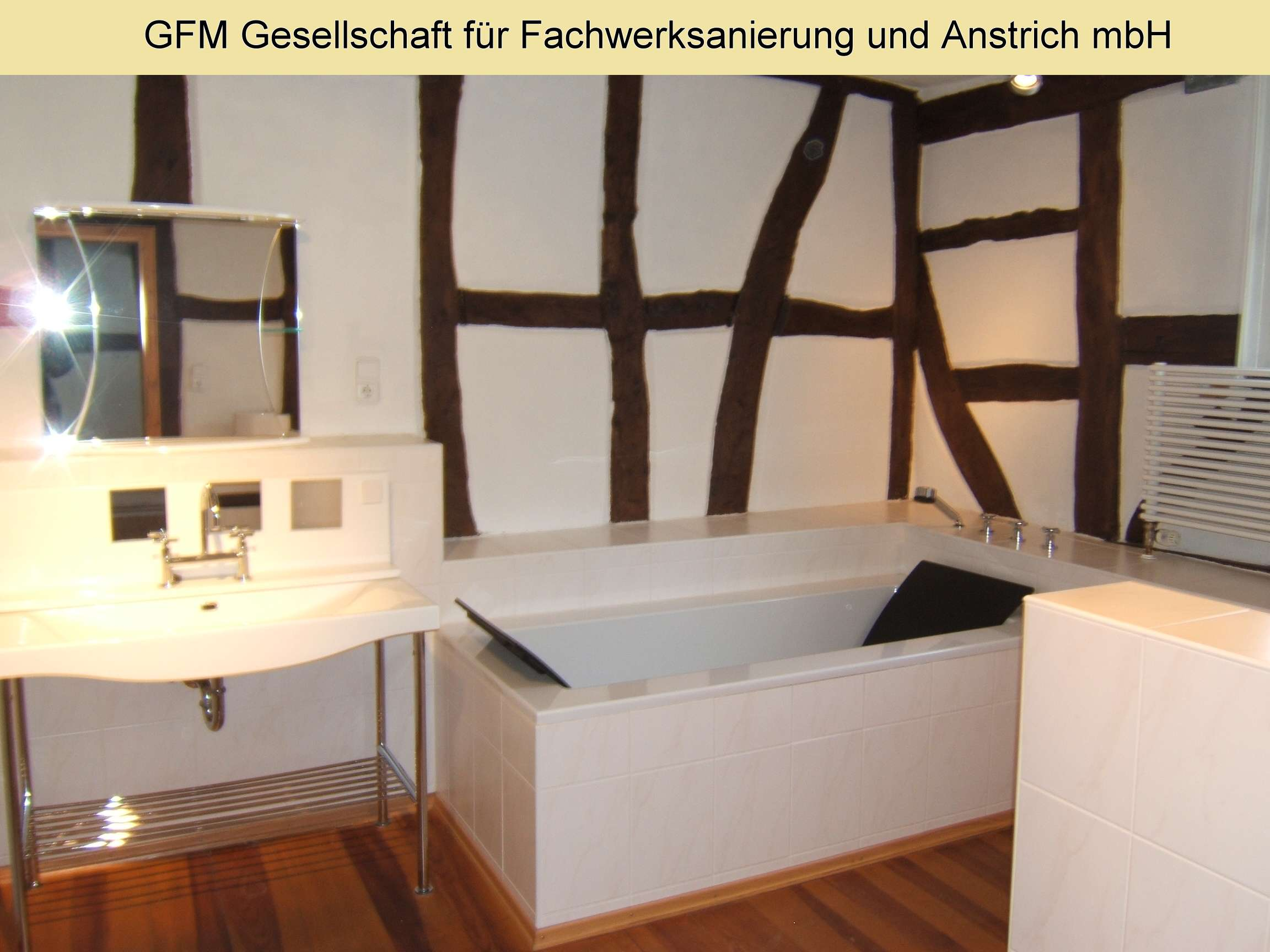 gfm badsanierung badsanierung. Black Bedroom Furniture Sets. Home Design Ideas