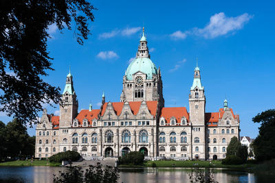 Neues Rathaus Hannover | Hannover Rathaus