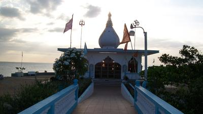 Temple by the Sea | Temple