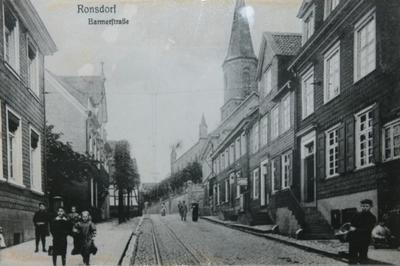Barmer Strasse in Wuppertal Ronsdorf | Wuppertal Ronsdorf Strasse